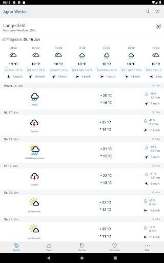 Bayer Agrar Wetter 4.18 screenshots 7