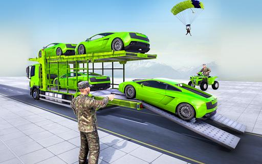 Army Vehicles Transport Simulator:Ship Simulator screenshot 24