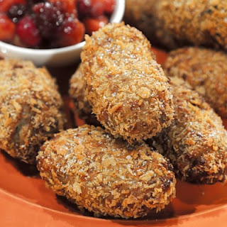 Leftover Stuffing Croquettes