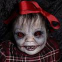 Creepy Granny Evil Scream Scary Freddy Horror Game icon