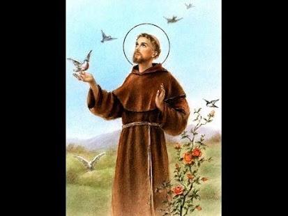 El santo francisco de Asis - náhled