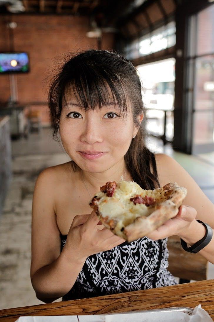 Mashed Potato Pizza (North Park Food).