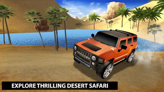 4x4 Dubai Desert Safari Run - náhled