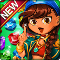 Jewel Voyage: Match-3 puzzle icon