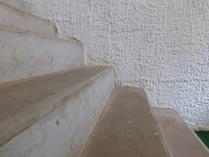 La Tourette - schody