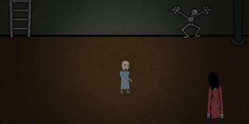 Insanus - Escape Horror Scary Hause Game  screenshots 4