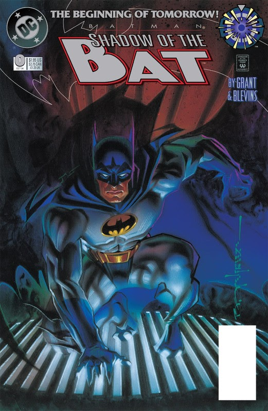 Batman: Shadow of the Bat (1992) - complete