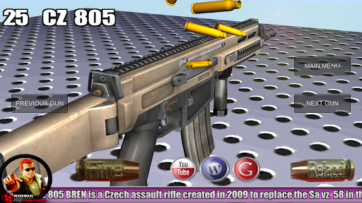 41 3D Weapons