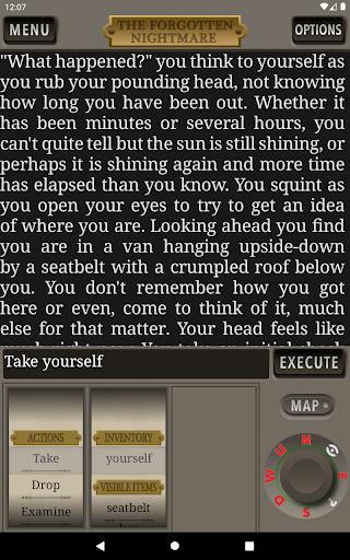 The Forgotten Nightmare Adventure Game moddedcrack screenshots 13