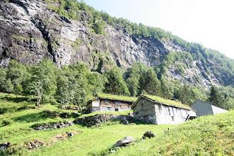 Photo: То, куда мы лезли - ферма наверху