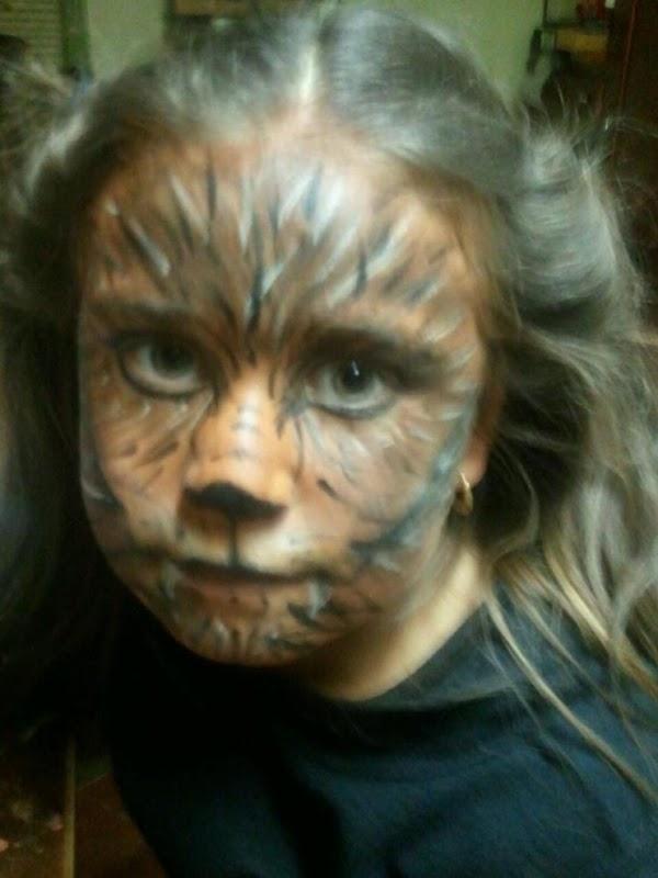 Face Painting & Halloween Recipe