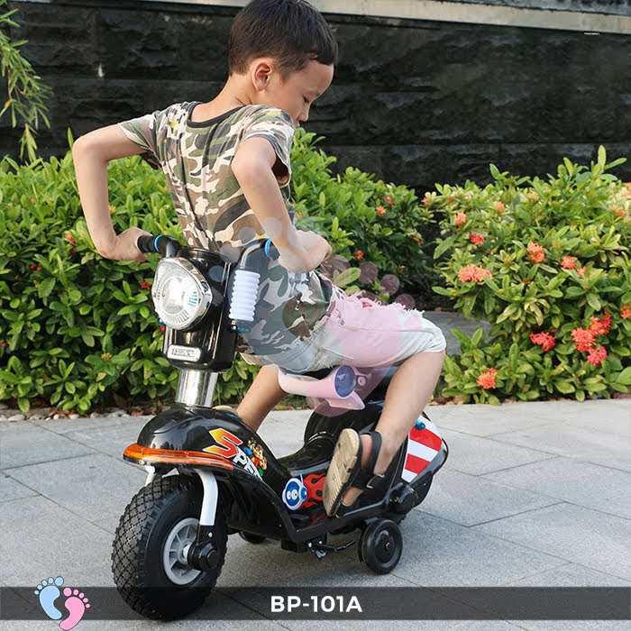 Xe máy điện cho bé BP-101A 5