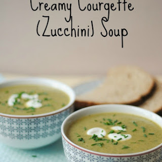 Zucchini Yogurt Soup Recipes