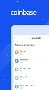 Coinbase – Buy & Sell Bitcoin. Crypto Wallet. 1
