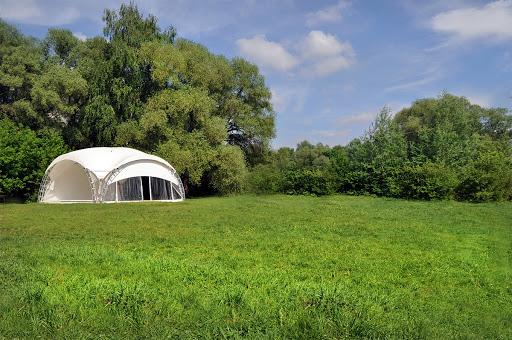 Площадка для свадьбы у воды «Шатер «Флагман»»