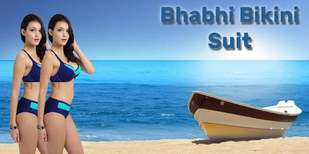 Bhabhi Bikini Suit screenshot