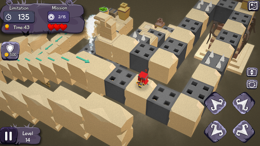 IndiBoy - A dizzy treasure hunter apkpoly screenshots 15