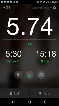 Running Distance Tracker + 2.0.5 screenshot 2088612