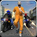 Police Bike Crime Patrol Squad: Gangster Car Chase icon