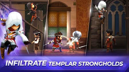 Assassin's Creed Rebellion APK screenshot thumbnail 1