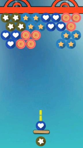 Bubble shooter bomber