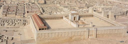 fortaleza de Sion, ciudad de David.
