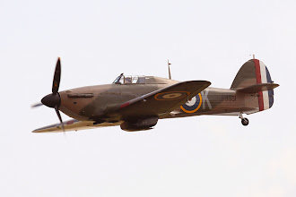Photo: Hawker Hurricane Mk2A
