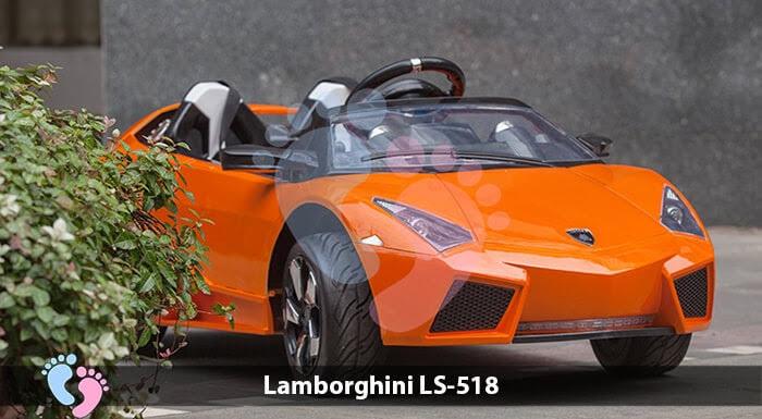 Xe hơi điện trẻ em LS-518 18