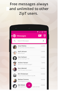 Zipt - free calls and messages v3.1.07