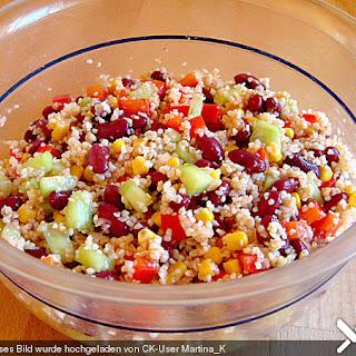 Türkischer Bulgur - Salat