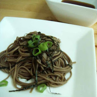 Cold Soba Boodles