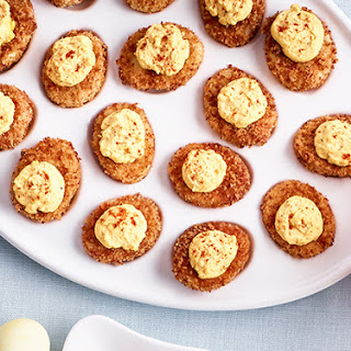 Fried Deviled Eggs Recipe
