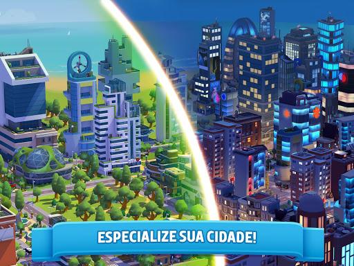 City Mania: Jogo de construir