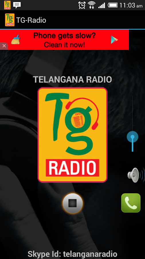 Telangana Radio- screenshot