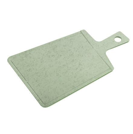 SNAP 2.0, Skärbräda Plast, Vikbar, Organic grön 2-pack