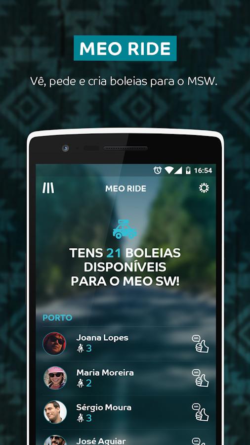 MEO SW- screenshot