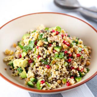 Pearl Couscous Super Salad.