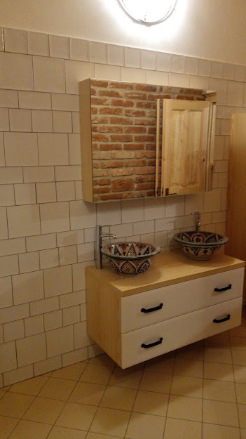 Vives Etnia fürdőszoba