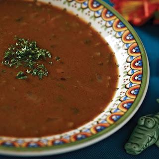 Treme (Mock) Turtle Soup