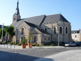 photo de Eglise de Saint-Barthélemy d'Anjou