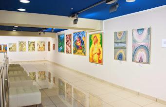 Photo: Две работы Анжелы Голодецкой (Одесса), справа последние