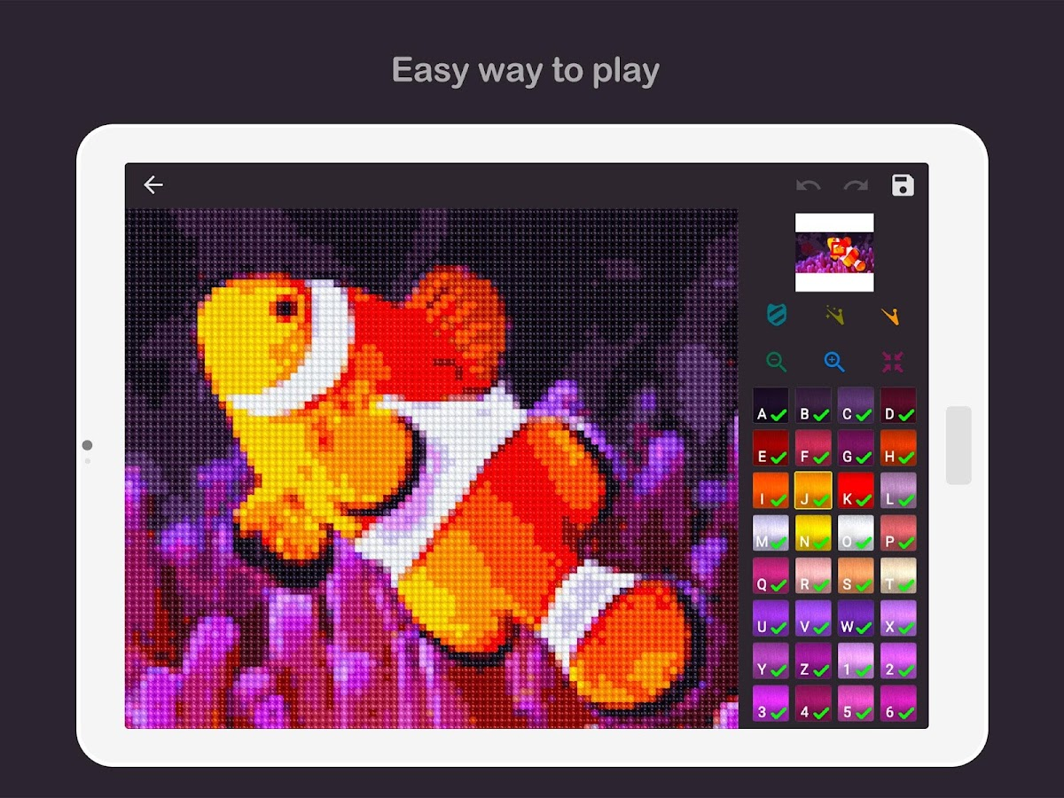 Cross Stitch- screenshot