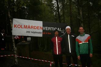 Photo: Mer strikta herrsegrare! 1. Emil Svensk,Stora Tuna OK 2. Henrik Pilvinge,IK Akele 3- Mats Röjgård,OK Kolmården