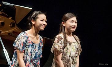Photo: Geschwister Yuka & Ayaka Yamamoto