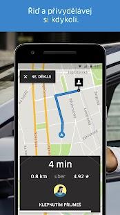 Uber Driver – pro řidiče - náhled