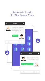 App Clone - 2Face Multi Accounts - Avatar - náhled