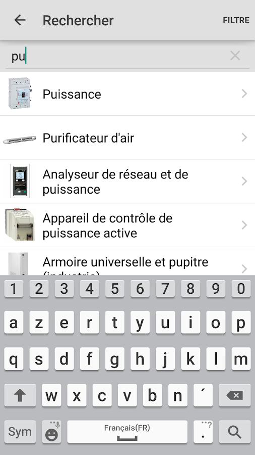 Soneshop applications android sur google play - Comptoir electrique du sud ouest ...