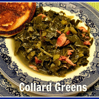 Collard Greens and Ham Hocks!