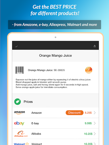 QR Scanner & Barcode reader 1.0.1 screenshots 11