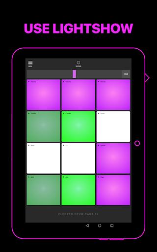Electro Drum Pads 24 - Music & Beat Maker 2.5.5 screenshots 8